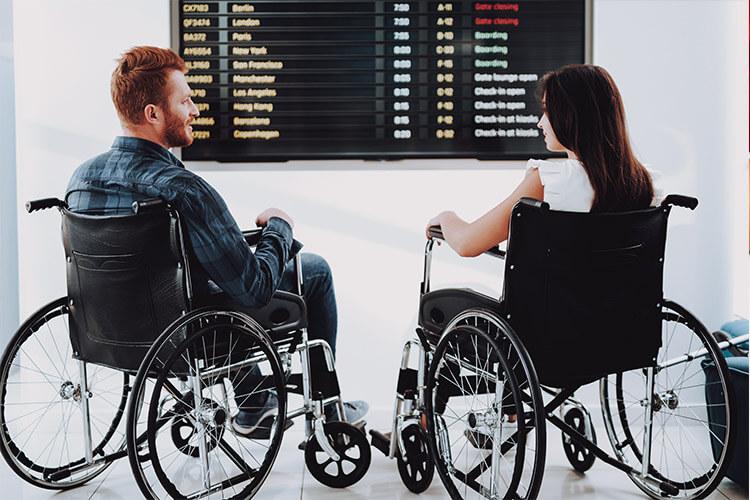 Voyager quand on est handicapé, ce qu'il faut savoir